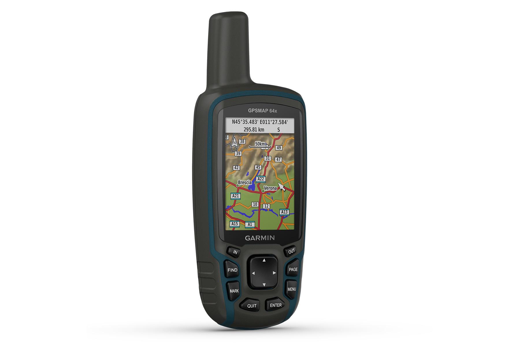 Garmin GPSMAP 64x Navigationsgerät