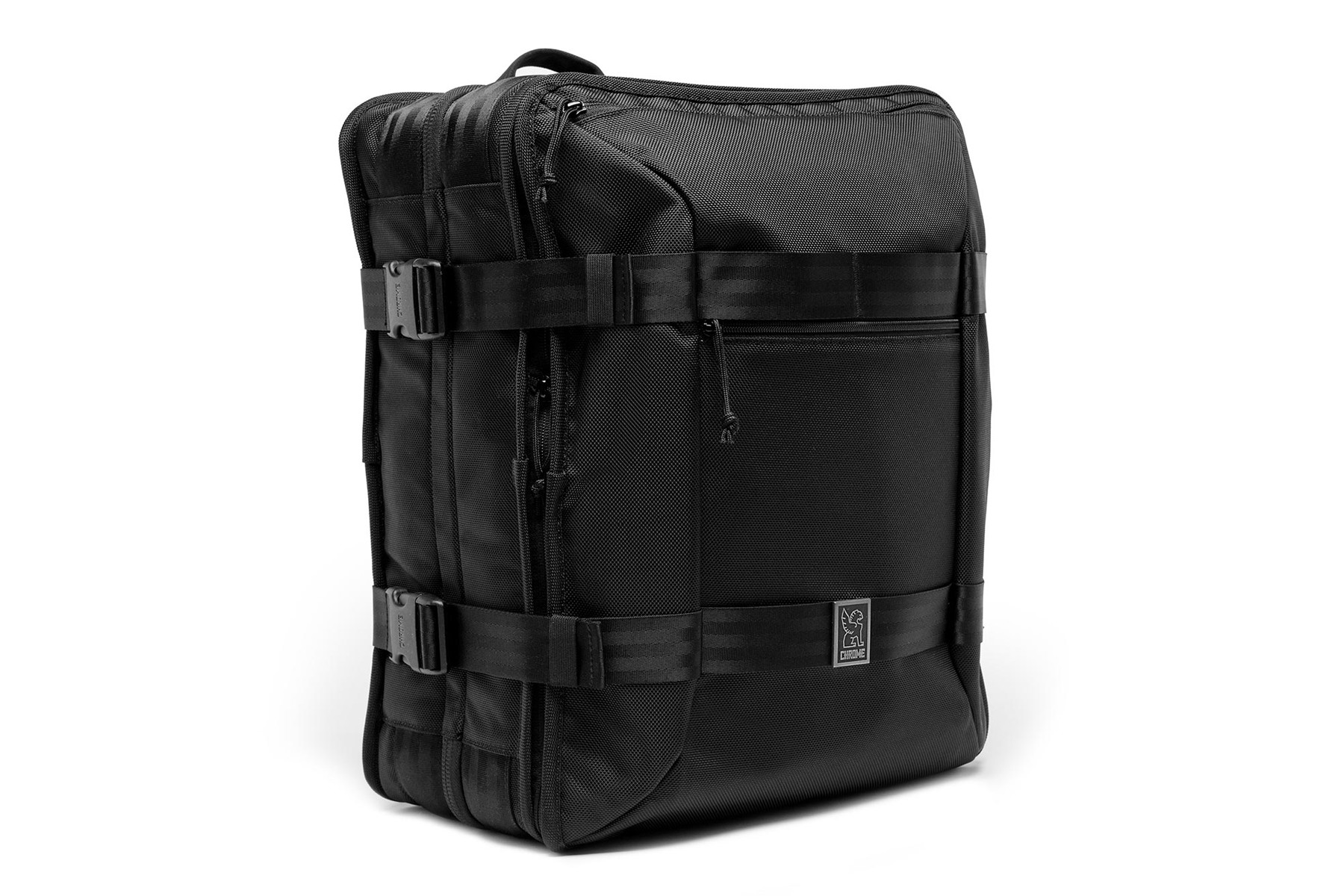 Image of CHROME MACHETO TRAVEL PACK Fahrradrucksack All Black