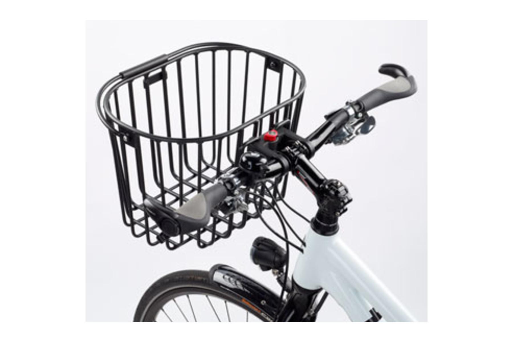 klickfix alumino fahrradkorb vorne kaufen rose bikes. Black Bedroom Furniture Sets. Home Design Ideas