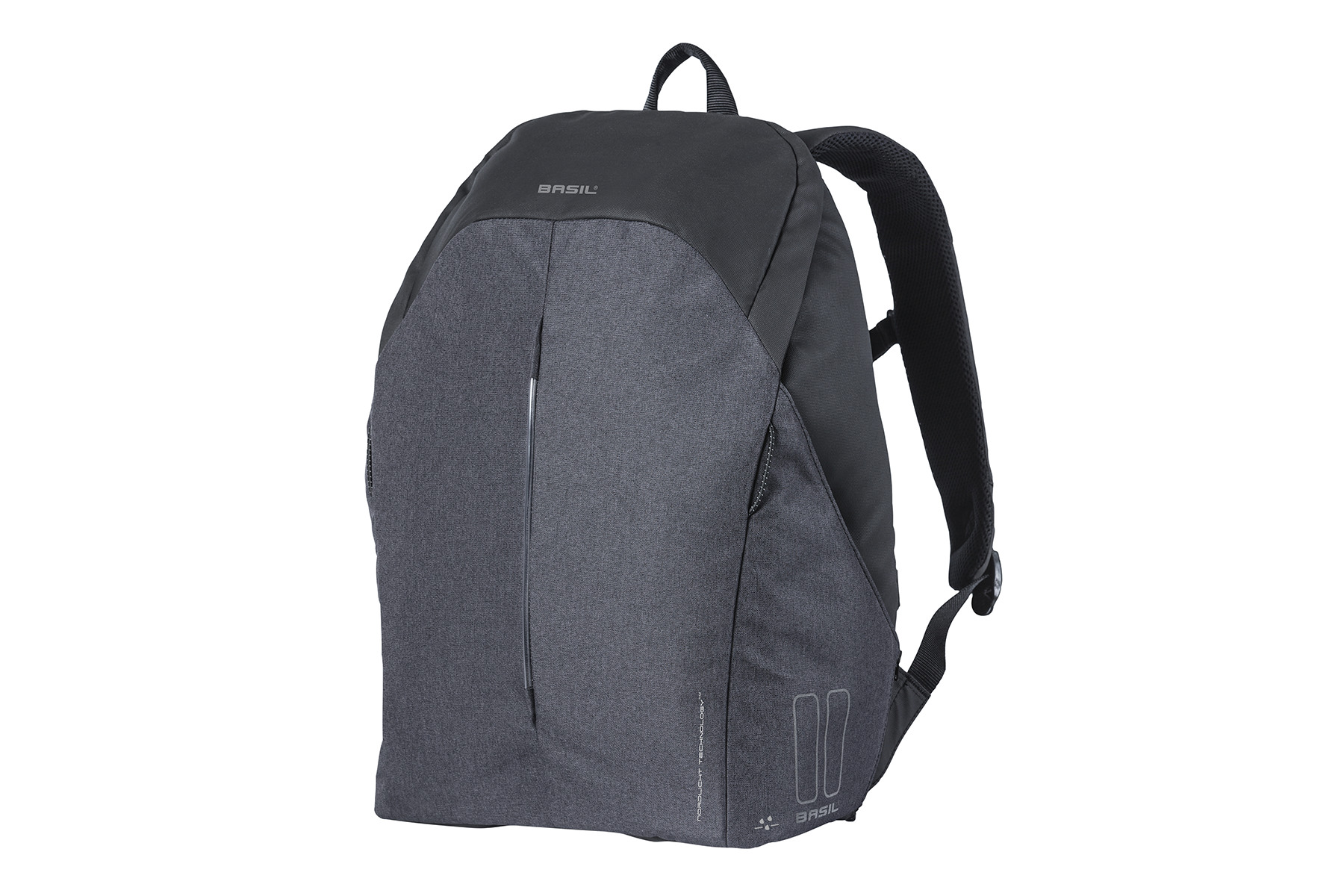 Image of BASIL B-SAFE BACKPACK NORDLICHT Rucksack graphite