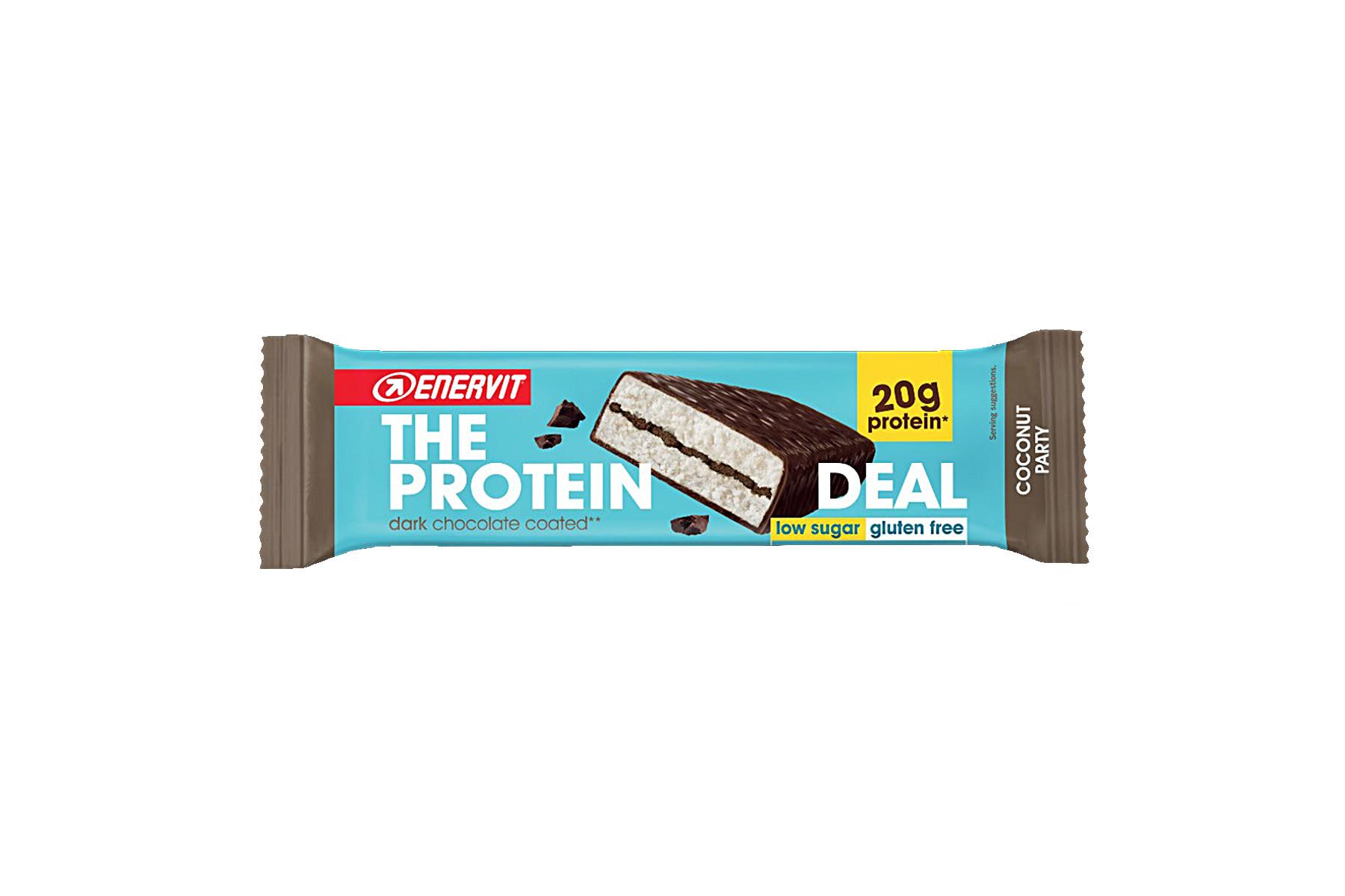 ENERVIT Sport The Protein Deal Bar Eiweißriegel