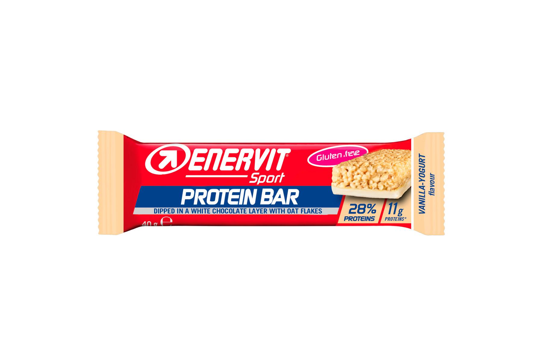 ENERVIT Sport Protein Bar Eiweißriegel – glutenfrei - MHD 26.02.2020