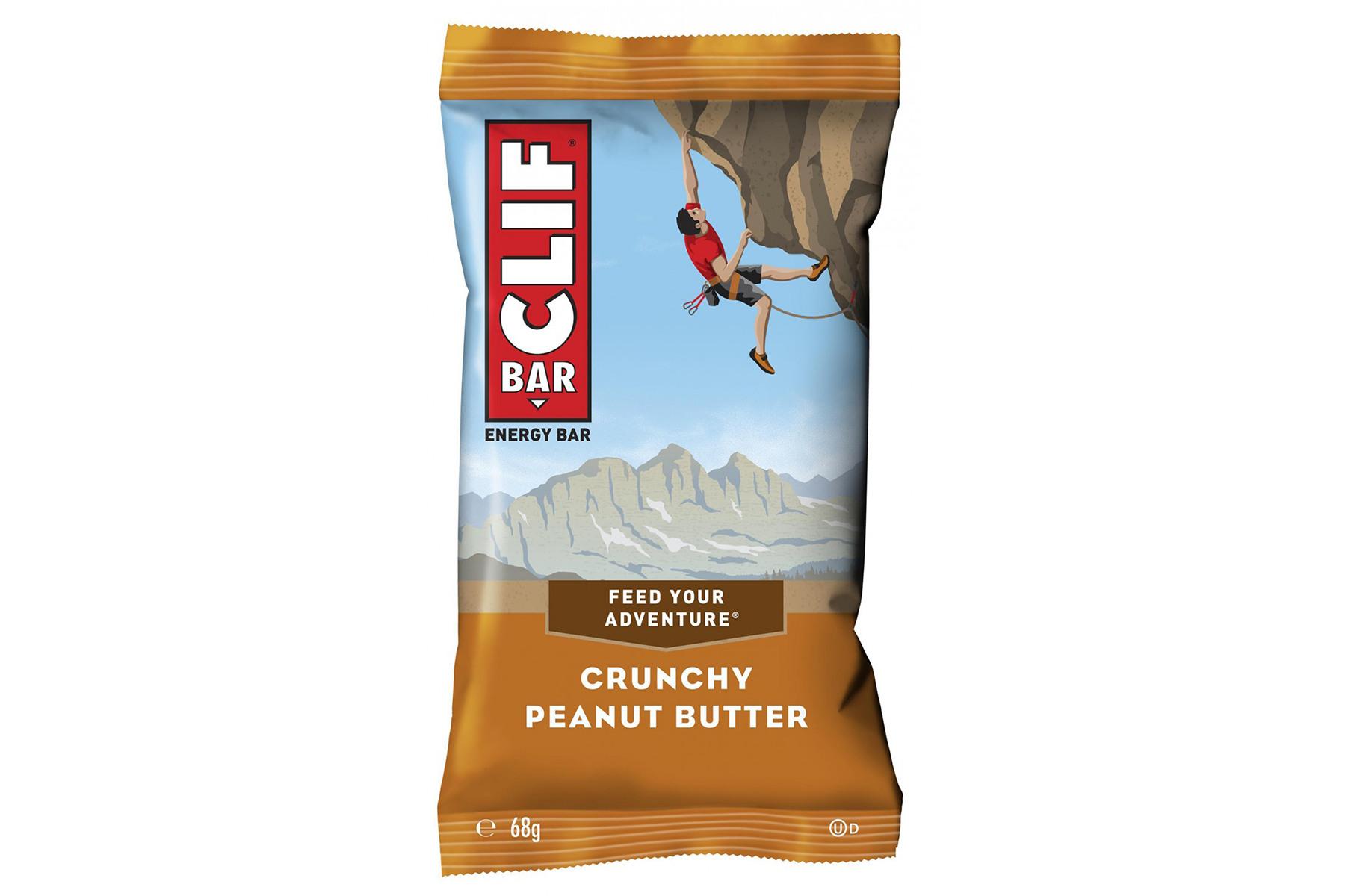 Clif Bar Riegel Kohlenhydrate