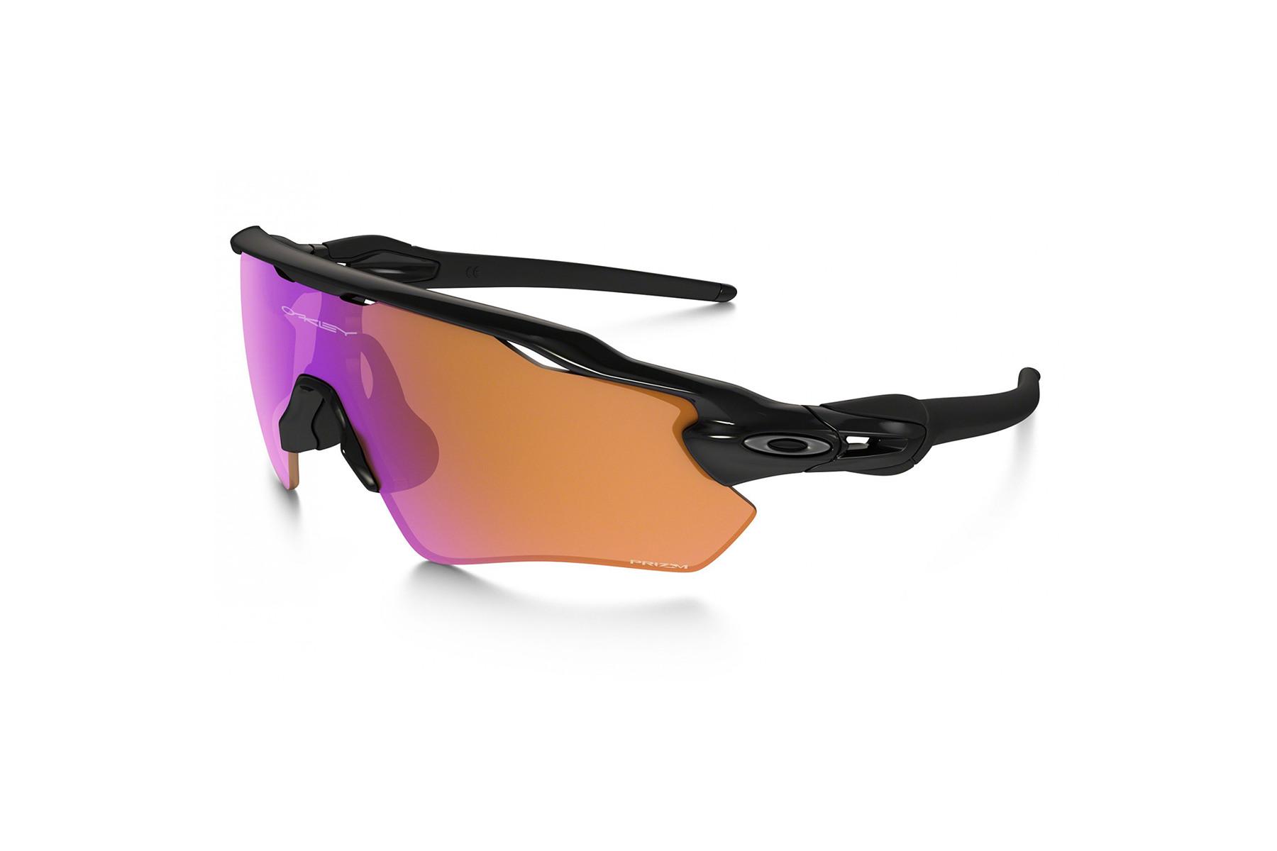 Oakley Sport-Sonnenbrille Radar, UV 400, schwarz