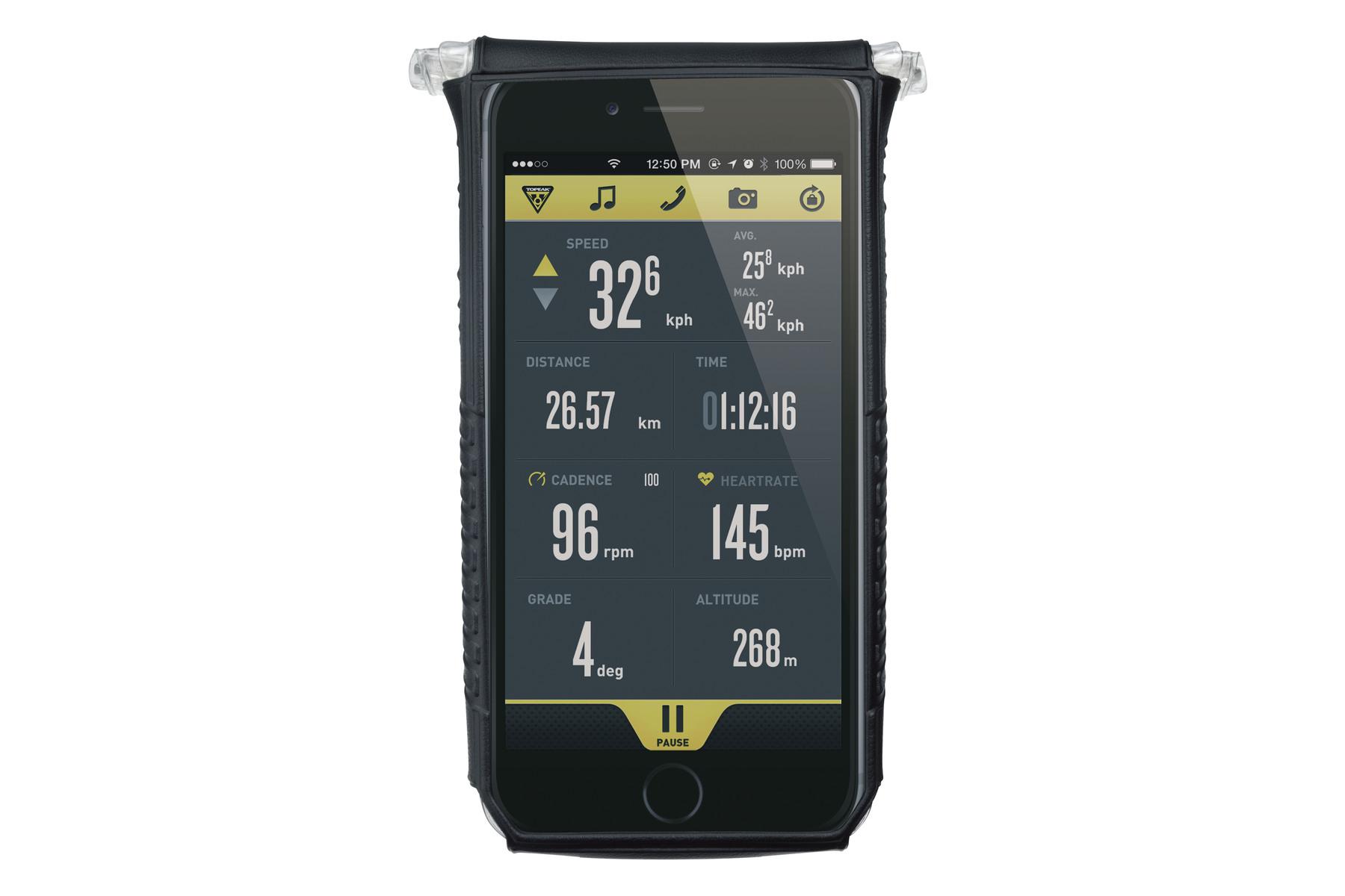 Topeak SmartPhone DryBag für iPhone iPhone 6/7/8 und 6/7/8 Plus