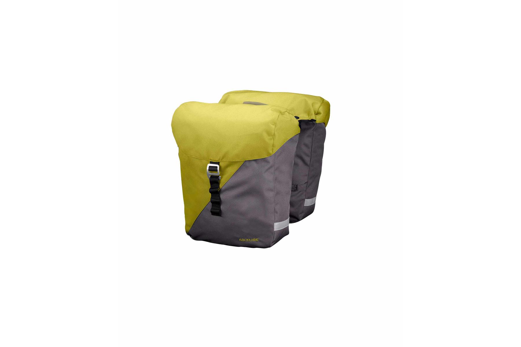 Racktime VIDA Gepäckträger-Doppeltasche