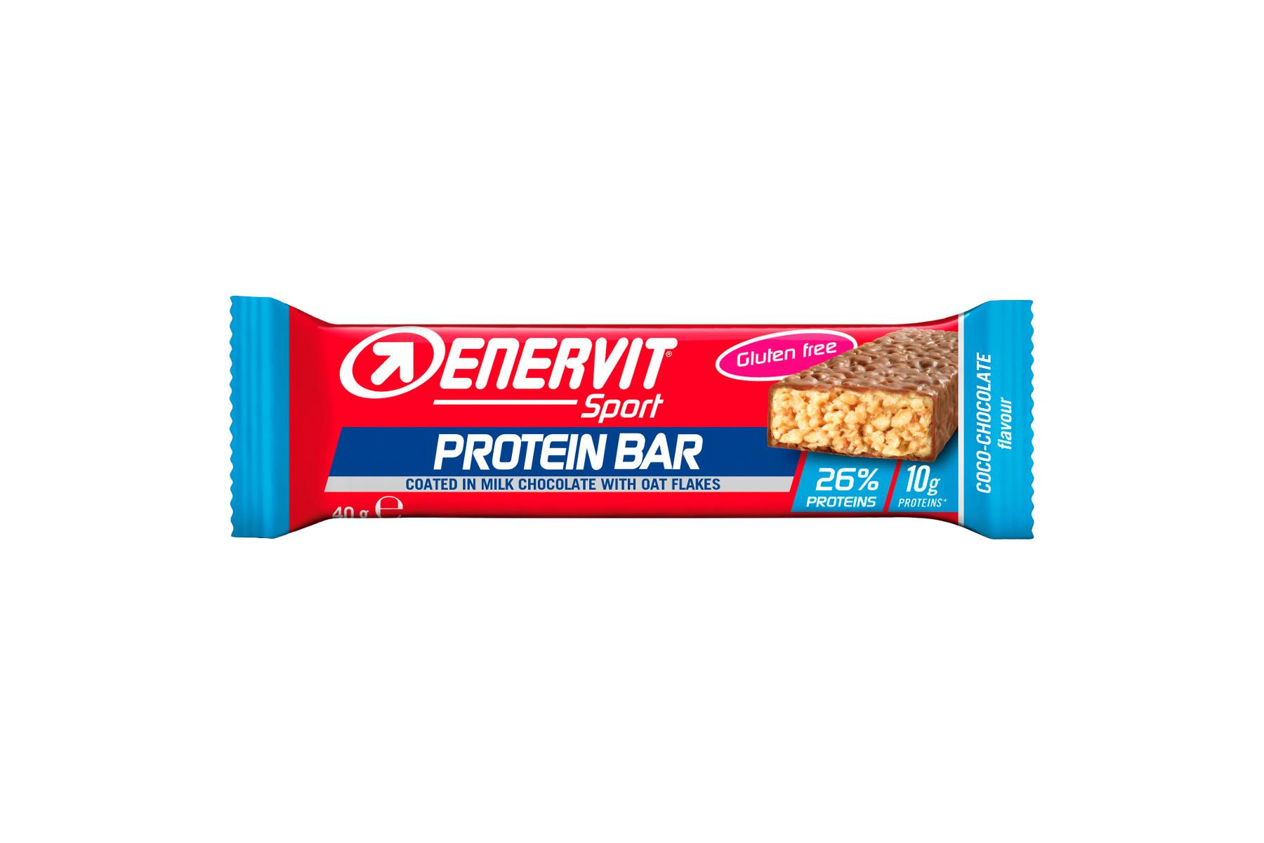 ENERVIT Sport Protein Bar Eiweißriegel – glutenfrei