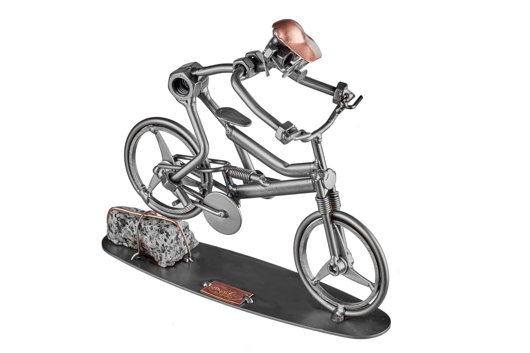 Hinz & Kunst MTB Downhill-Fahrer