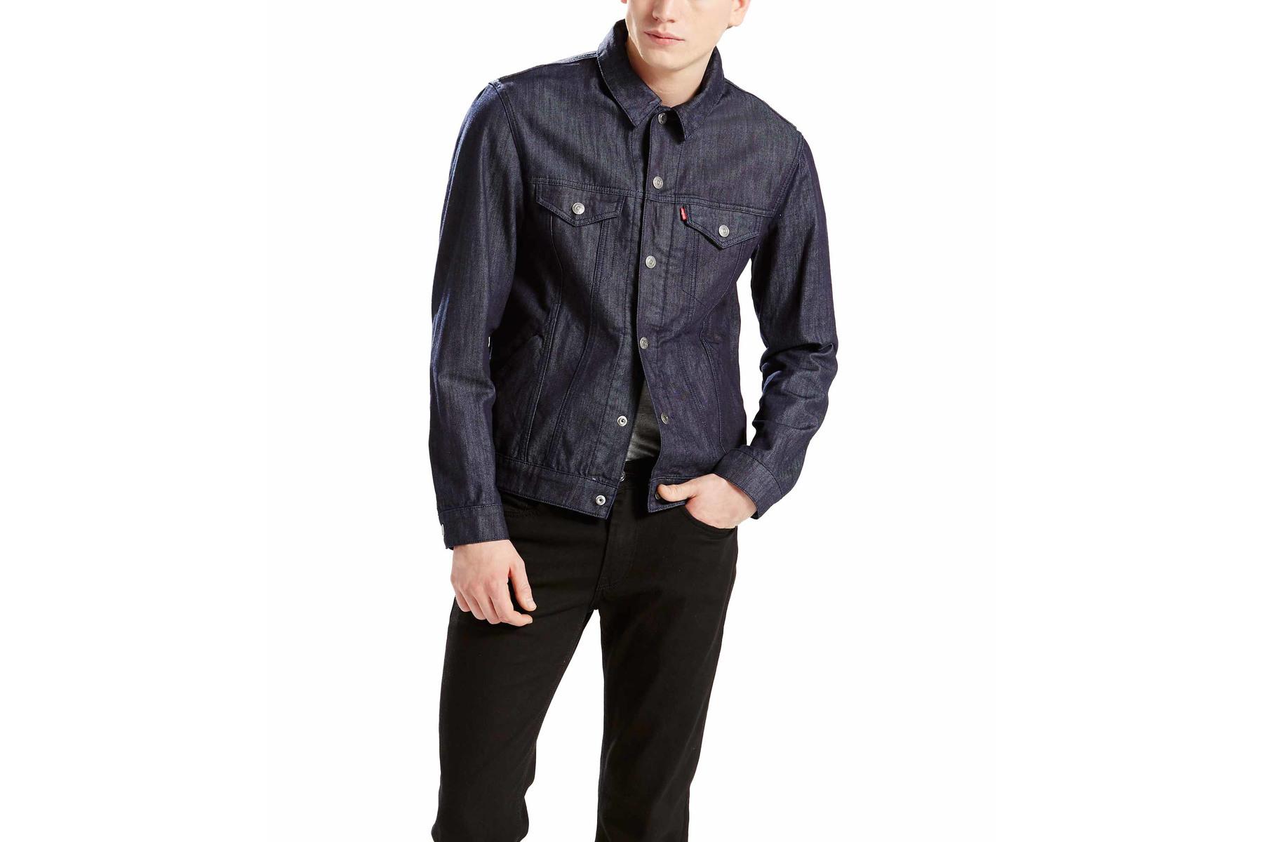 Levis jeansjacke kaufen