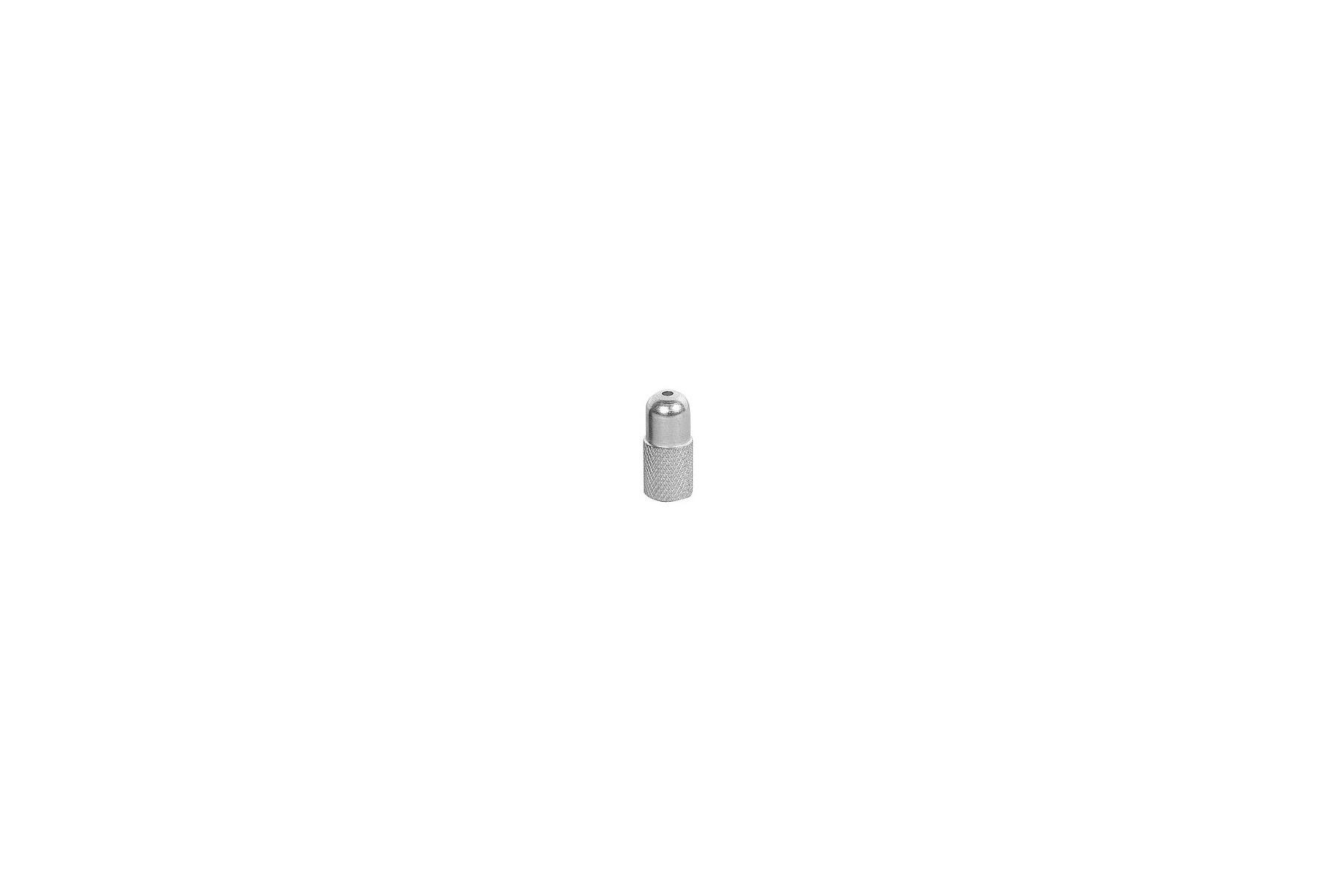 Rema Tip Top Ventilkappe Stahl für Sclaverandventil