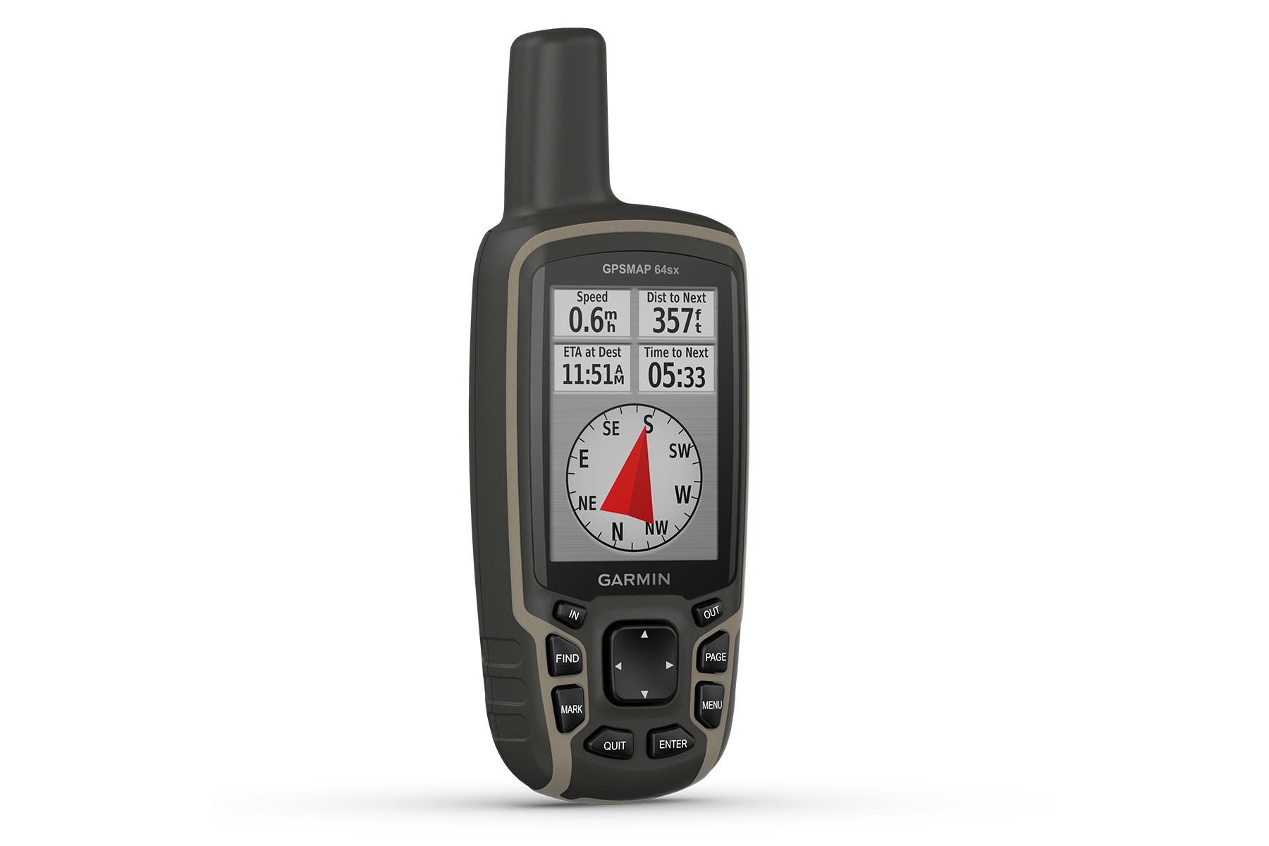 Garmin GPSMAP 64sx Navigationsgerät