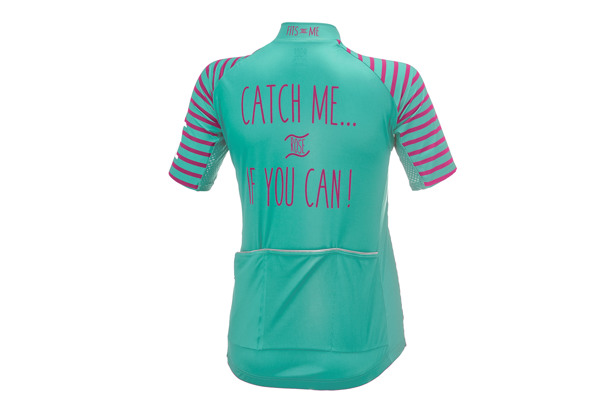 "CHASE Damen Trikot ""Catch me if you can"""