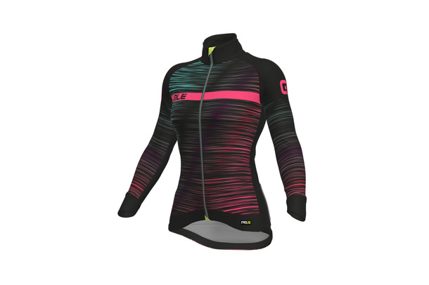 GRAPHICS PRR The End DWR Jkt Damen Fahrradjacke