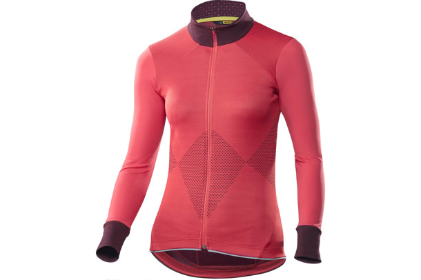 SEQUENCE LS Jersey Damen Thermotrikot