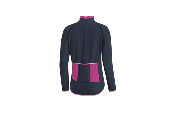 POWER LADY GORE WINDSTOPPER Zip-Off Trikot Damen