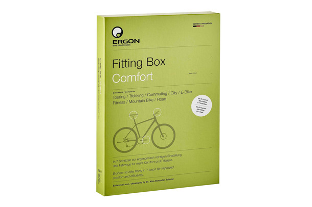 Ergon Fitting Box Bike-Einstellhilfe